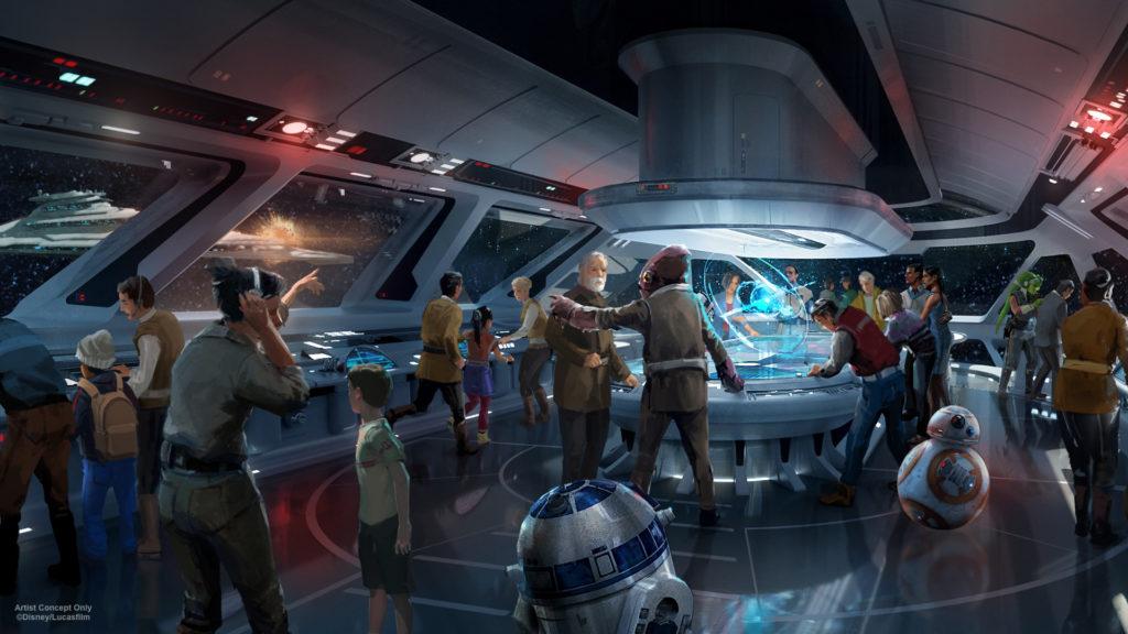 Star Wars Disney